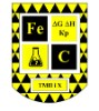 Theories of metallurgical processes and chemistry department Logo